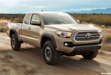 2016 Toyota Tacoma Road Car Reviews New Car Pictures For 2018 2019 2016 Toyota