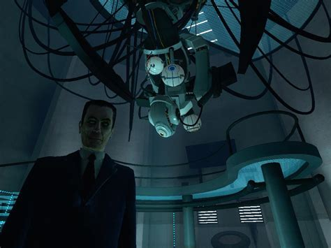Draw Room Dimensions glados character giant bomb