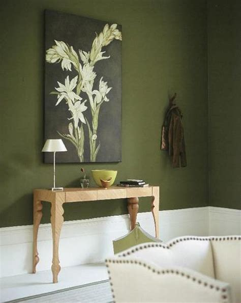 bold green bedroom wall paint with enchanting three wall 40 best colour trend olive images on pinterest guest