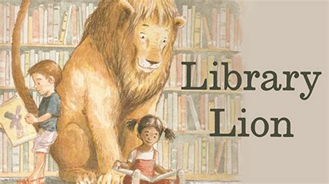library lion storyline online