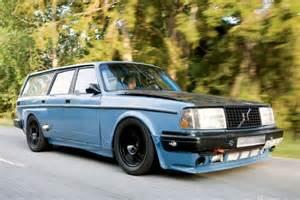 Volvo Wago 1981 Volvo 245 Dl Race Wagon Eurotuner