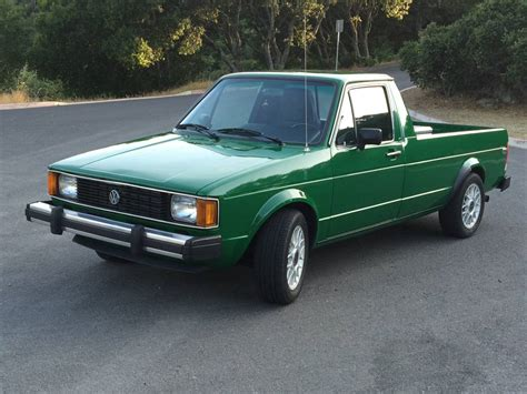 volkswagen rabbit truck 1982 100 1981 volkswagen rabbit truck ebay find of the