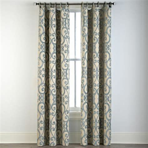 jcpenney living room curtains pin by kathleen tricomo on living room pinterest