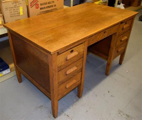 vintage oak teacher s desk solid oak antique teacher s desk
