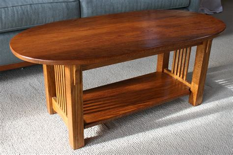 mission style coffee table light handmade mission coffee table by living forest designs