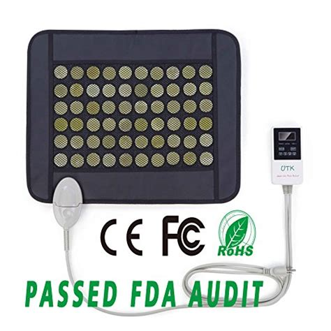 infrared l for pain utk far infrared natural jade pad for pain relief