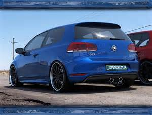 Vw golf mk6 gti rear add on r32 look top bodykit on line shop