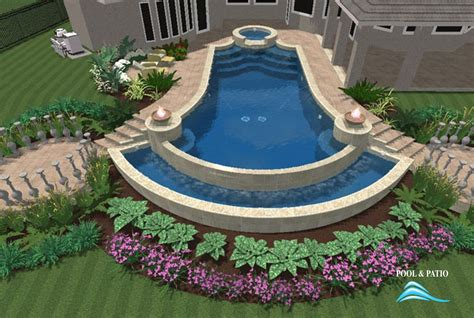 design pools of east texas custom pool builder in the metroplex and central east