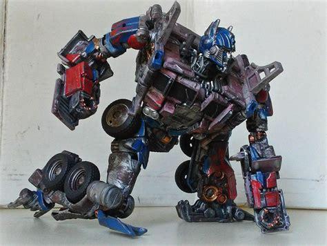 Kaos Tranformer Optimus Prime 02 transformers optimus prime custom evasion mode aoe tlk commissioned work ebay