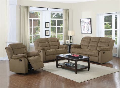 coaster reclining sofa coaster rodman reclining sofa set two tone 601884