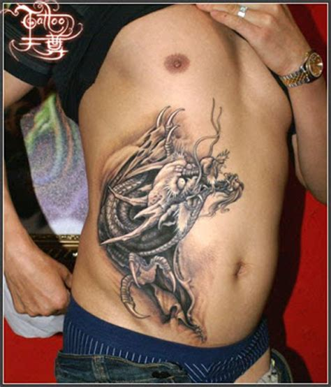 dragon hip tattoo free designs designs part 2