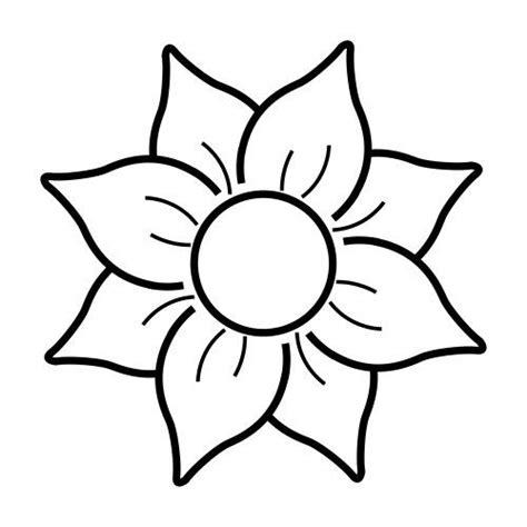 imágenes de flores lindas para dibujar im 225 genes de flores para colorear dibujos de