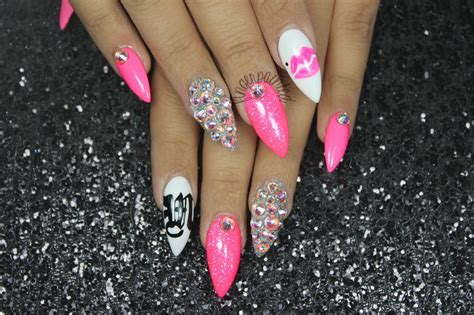 nail style 2015 stiletto nail designs most beautiful ideas yve style com