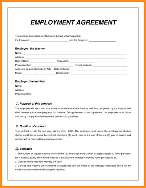 Letter Of Agreement Air Traffic sle employment contract letter
