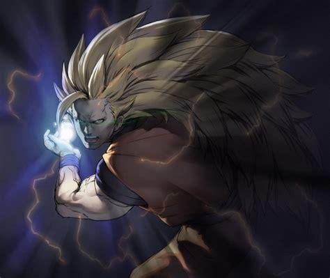 dragon ball fan manga top 10 wicked cool goku fan art d3vil incorporation