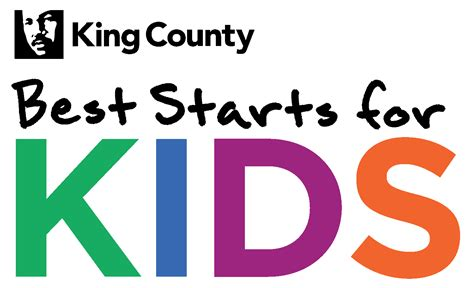 best color for kids king county s first best starts for kids strategy will