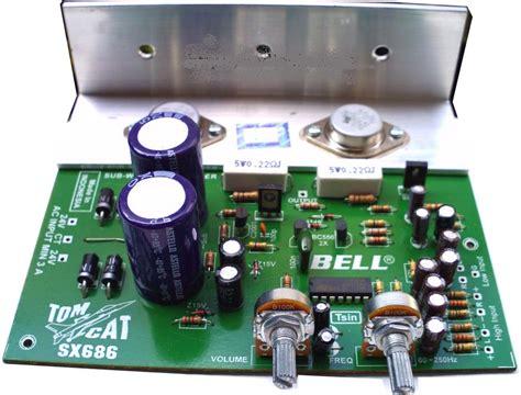 Kit Speaker Aktif Plus Subwoofer toko x eks electronics