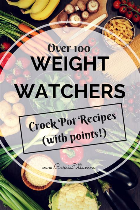 weight watchers crock pot smart points cookbook complete guide of weight watchers smart points cooker cookbook to lose weight faster and be cookbook electric pressure cooker cookbook books weight watchers snack ideas with smartpoints carrie