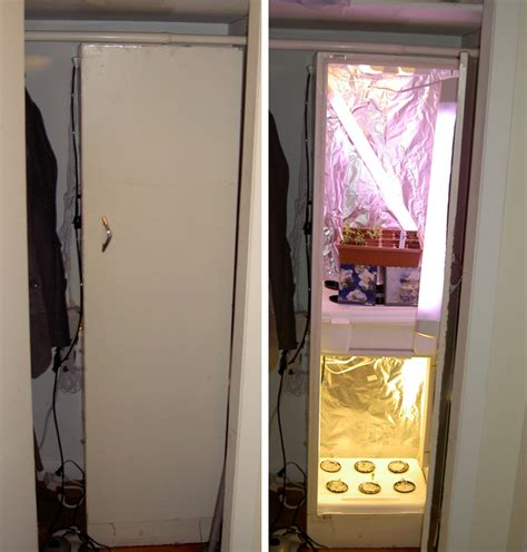 Diy Grow Closet awesomeness projects