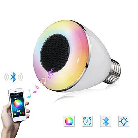 smartphone controlled lights mfeel bluetooth smart led light bulb smartphone