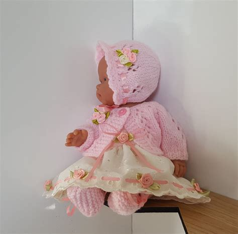 Handmade Baby Clothes Etsy - handmade baby dolls clothes for 1011 dolls