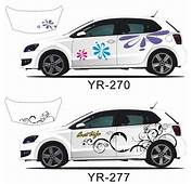 Decals For Your Car  Beautiful Flower Full Body Decal