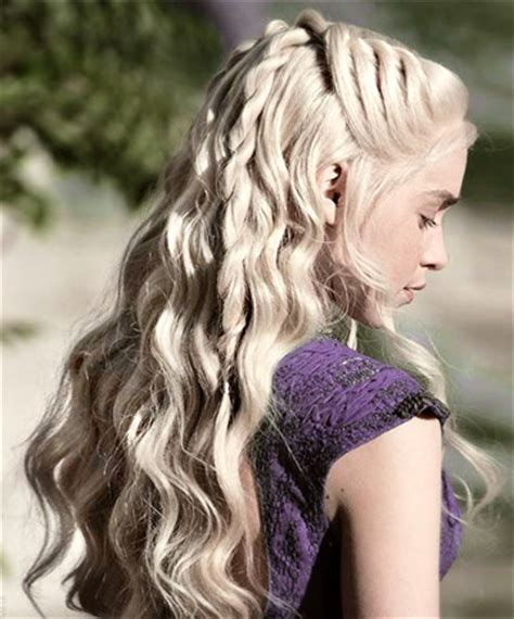 daenerys hairstyle top 10 favourite celebrity hairstyles women fitness