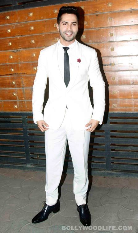 varun dhawan new style dresses 60th filmfare awards 2015 best and worst dress tjd
