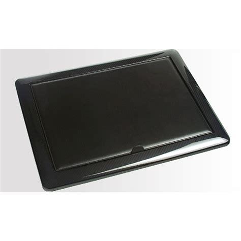 underwood carbon fiber covered desk pad