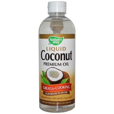 K R E A M Premium Liquid Local nature s way liquid coconut premium 20 fl oz 592 ml iherb