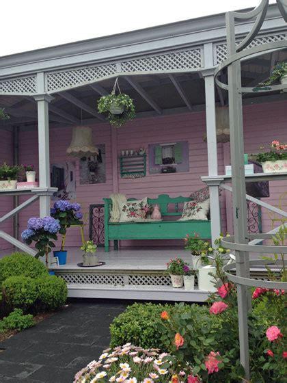veranda auf englisch garden engelse tuin romantische
