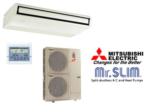 mitsubishi electric mr slim unitco