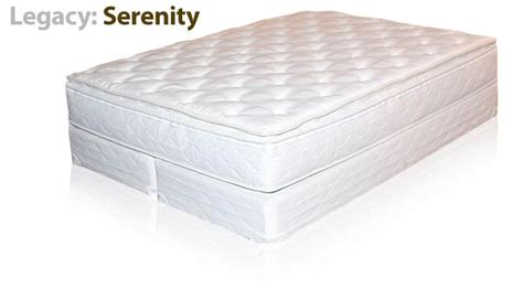 Best Waterbed Mattress Legacy Serenity Soft Side Waterbed Mattress