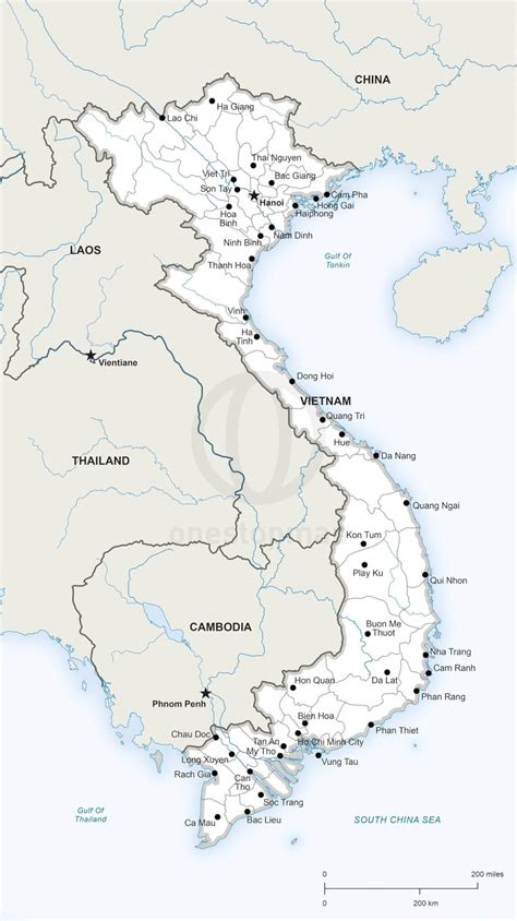printable maps vietnam printable map of vietnam printable maps