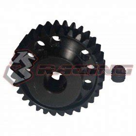 3racing Pinion Gear 48 Pitch 18t d4 48 pitch pinion gear 32t for sak d4841 sak