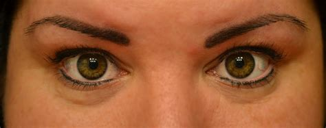 tattoo eyeliner touch up makeup monday permanent makeup before and after as the