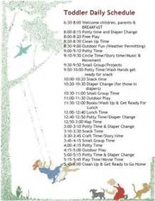 Schedule activities on pinterest daycare schedule toddler circle