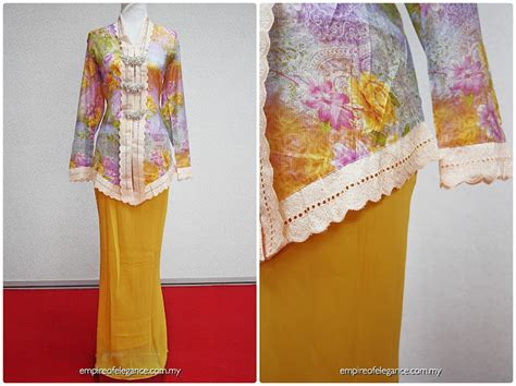 Kebaya Bordir Black White Rhoda Hanya Kebaya your kebaya boutique a beautiful collection