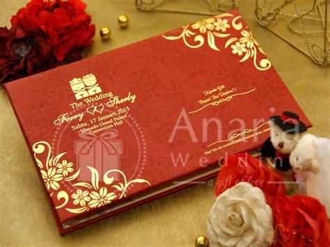Souvenir Undangan Pernikahan Eksklusif anaria wedding 0812 7537 5986 surabaya undangan hardcover