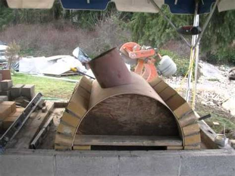 Backyard Pizza Ovens Wood Fired Pizza Oven Amp Outdoor Fireplace Youtube