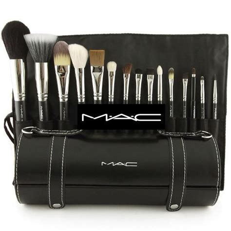 set de brochas mac my wish list pinterest awesome