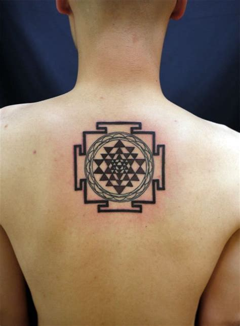 yantra tattoo designs yantra line tattoos