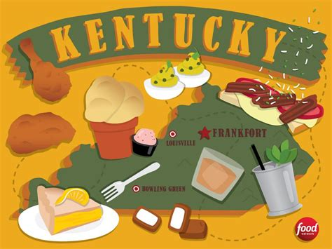 Ky Food St Office the best food in kentucky best food in america by state