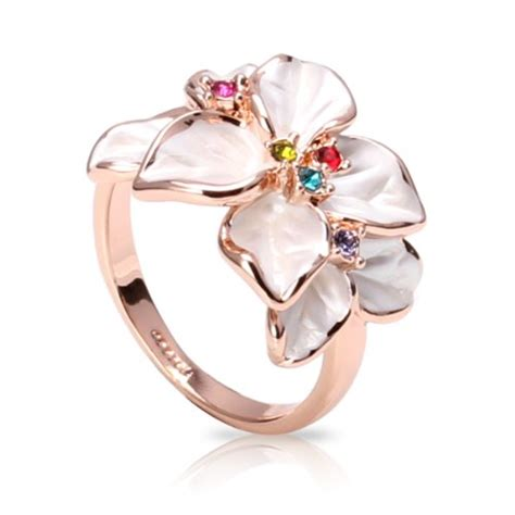 Best Product Promo Cuci Gudang Flower Swarovski Iring 1 jewelryany find discount jewelry