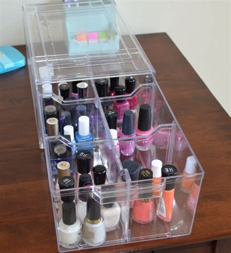 nagellack aufbewahrung schublade 10 useful nail storage ideas that you would to