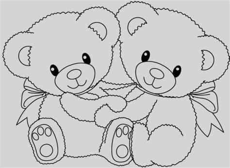 imágenes de ositos de amor para dibujar osos para colorear ositos de peluche im genes y fotos