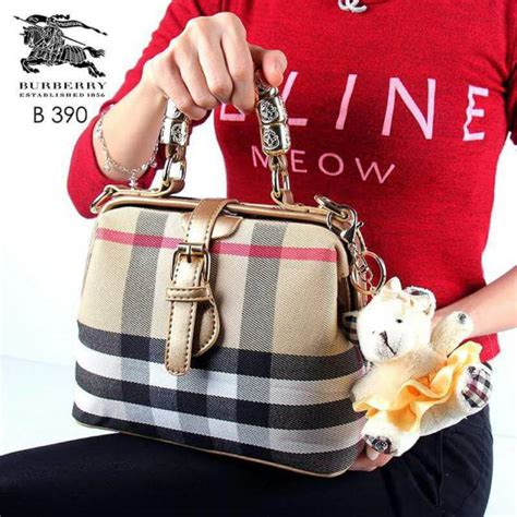 Tas Batam Fashion Teddy J87121 1 tas fashion burberry b390 boneka teddy tasmode batam