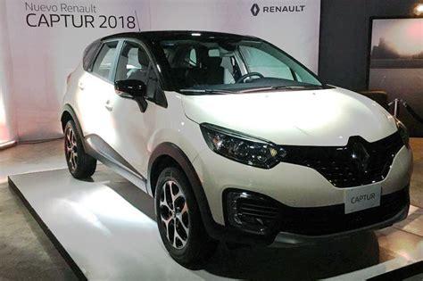 renault mexico llega a mexico renault captur 2018