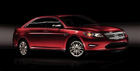 ford taurus review top speed