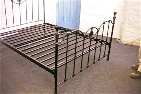 Iron Bed Base Iron Beds Wrought Iron Beds Celtic Dreams Ironworks Bed